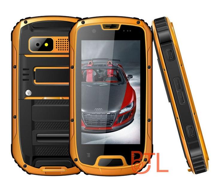 BATL S09 Cruiser   противоударный водонепроницаемый смартфон на 2 сим карты
